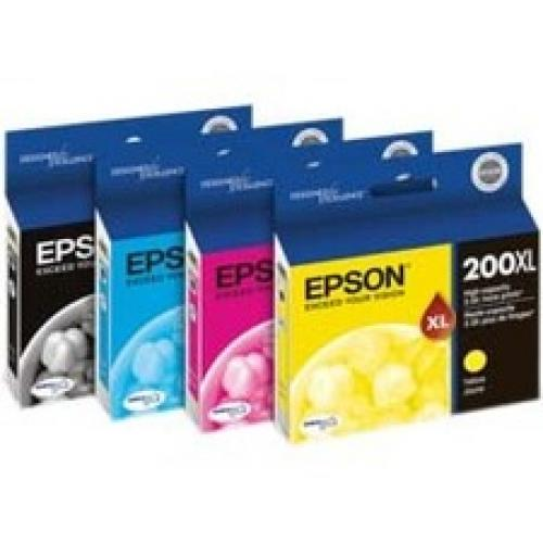 Epson DURABrite Ultra 200XL Original Ink Cartridge - Black