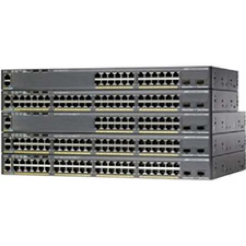 Cisco Catalyst 2960X-48TS-L Ethernet Switch
