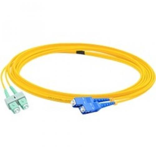 AddOn ADD-ASC-SC-2M9SMF Fiber Optic Duplex Network Patch Cable