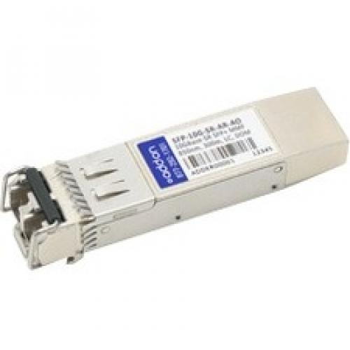 AddOn Arista Networks SFP-10G-SR Compatible TAA Compliant 10GBase-SR SFP+ Transceiver (MMF, 850nm, 300m, LC, DOM)