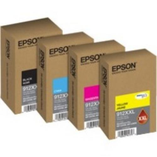 Epson DURABrite Pro 912XXL Original Ink Cartridge - Black