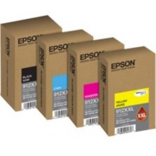 Epson DURABrite Pro 912XXL Original Ink Cartridge - Magenta