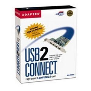 Adaptec USB2connect 4000 USB