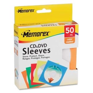 Memorex CD/DVD Sleeves