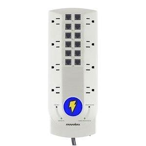 Panamax MAX 8 Com/Data 8-Outlet With Network Protection