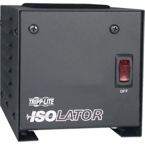 Tripp Lite Isolation Transformer 250W Surge 120V 2 Outlet 6' Cord TAA GSA