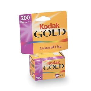 Kodak Gold Color Print Film