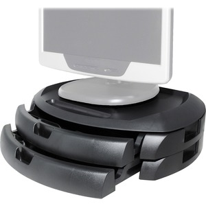 Kantek LCD Monitor Stand w/Drawers