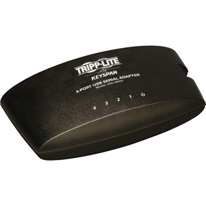 Tripp Lite Keyspan High Speed 4 Port USB to DB9 Serial Adapter Hub