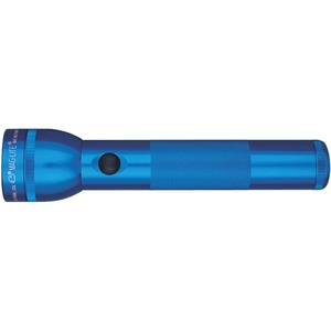 FLASHLIGHT, 2 CELL D MAG-LITE, BLUE