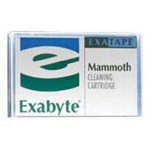 Tandberg Data Mammoth 18c Cleaning Cartridge