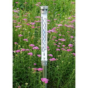 P3 Sol-Mate P7680 Jumbo Garden Thermometer