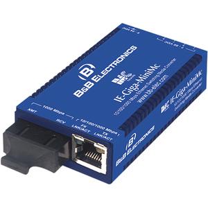B&B IE-Giga-MiniMc, TX/FX-MM850-SC