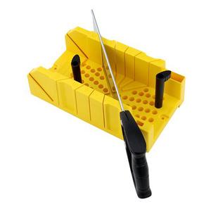 CLAMP MITRE BOX W/SAW