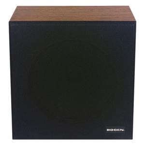 Bogen WBS8T725V 4 W RMS Speaker - Black