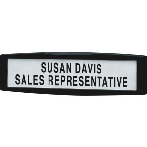 Fellowes Partition Additions™ Name Plate