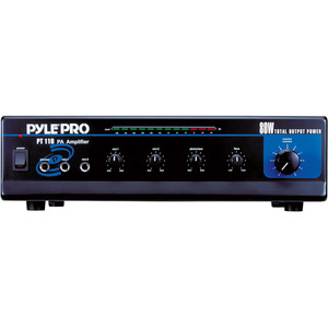 PyleHome PT110 Amplifier - 20 W RMS - 1 Channel