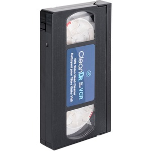 Digital Innovations CleanDr VHS Video Head Cleaning Cassette