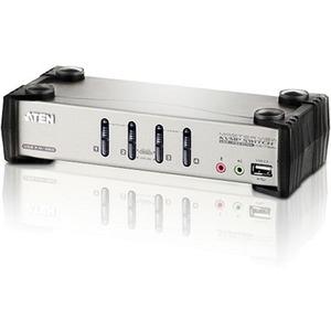 Aten CS1734B 4-Port USB KVMP Switch