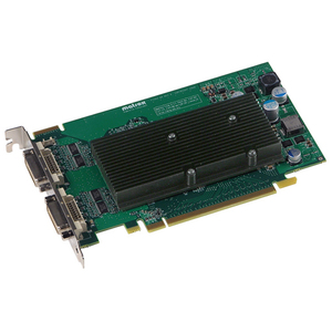 Matrox M9125 Graphic Card - 512 MB DDR2 SDRAM - PCI Express x16