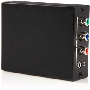 Open Box: StarTech.com Component Video with Audio to HDMI Converter