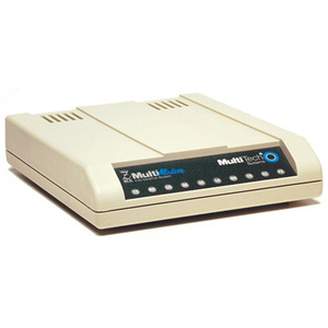 Multi-Tech MultiModem ZBA V.92 Data/Fax Modem