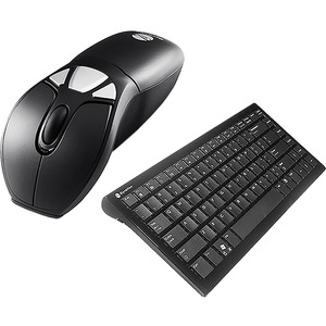 Gyration Air Mouse GO Plus & Compact Wireless Keyboard