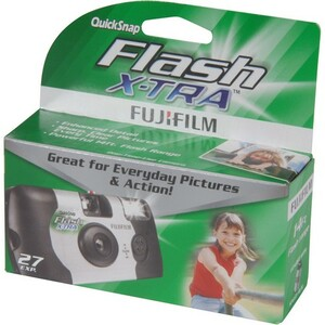 Fujifilm QuickSnap 7129032 35mm Disposable Camera