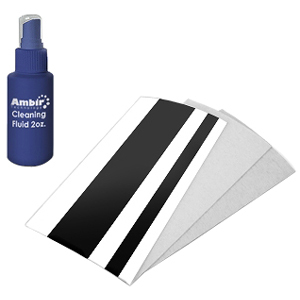 Ambir Enhanced Cleaning & Calibration Kit