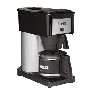 10CUP BLACK/SS COFFEEMAKER