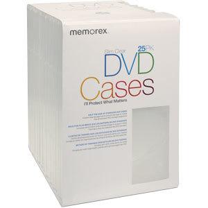Memorex Slim Optical Disc Case