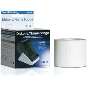 Seiko Diskette Label