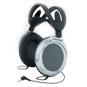 Koss UR40 Collapsible Stereo Headphone
