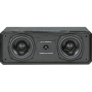 BIC America 5 1/4 in. 125-Watt 2-Way Center-Channel Speaker-DV-52CLRB
