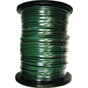 PETRA THHN 10 SOLID GREEN Copper Ground Wire