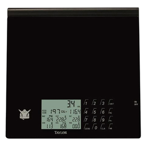 Taylor 1406SVEF Nutritional Dietary Computer Scale