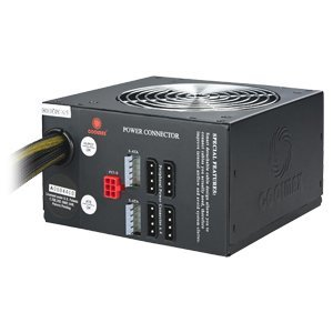 Coolmax CU-500B ATX12V & EPS12V Power Supply