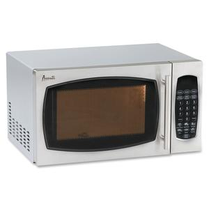 Avanti 0.9cf Stnless Steel Finish Touch Microwave