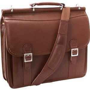 "McKleinUSA 15.6"" Double Compartment Laptop Briefcase"