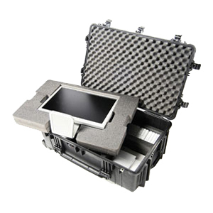 Pelican 1650 Large Rolling Hardware and Accessory Case
