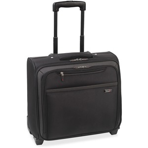"Solo Sterling Carrying Case for 16"" Notebook, Accessories - Black"
