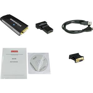 DIAMOND BVU195 USB External Video Display Adapter
