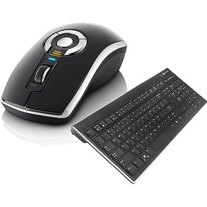 Gyration Air Mouse Elite & Low Profile Keyboard
