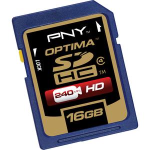 PNY 16GB Secure Digital High Capacity (SDHC)