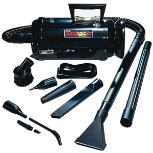 MetroVac Data Vac Pro MDV-2BA Portable Vacuum Clearner