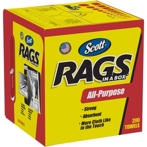 SCOTT RAGS IN A BOX