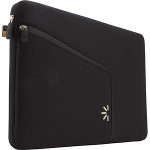 "Case Logic PAS-213 Carrying Case (Sleeve) for 13"" MacBook Pro, Flash Drive - Black"