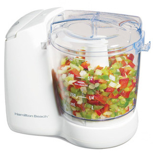 FOOD CHOPPER 3 CUP 2 SPEED