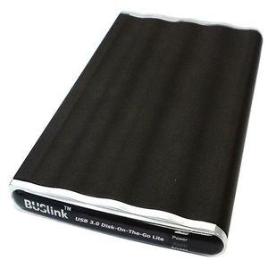 "Buslink Disk-On-The-Go DL-1T-U3 1 TB 2.5"" External Hard Drive"
