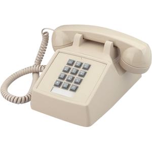 Cortelco Value-Line 250000VBA20MD Standard Phone - Black